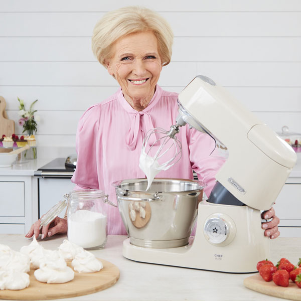 Mary Berry's Kenwood Mixers